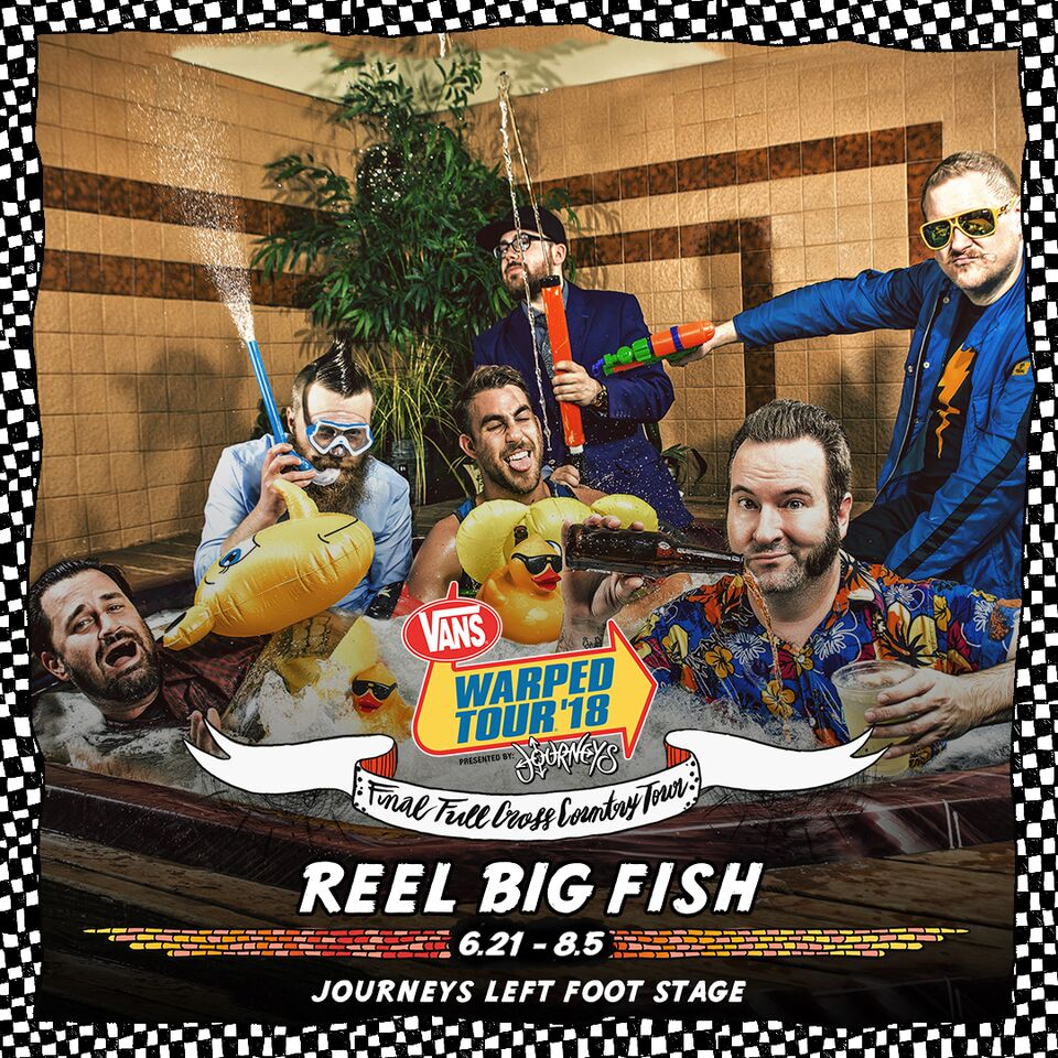 tour dates reel big fish