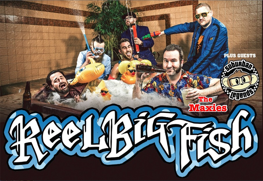 Photo 1 for Reel big fish