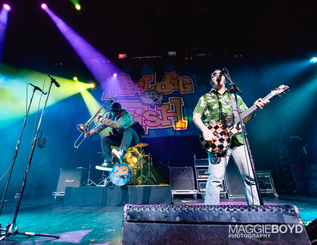 TX: Reel Big Fish in Concert - Austin Tx
